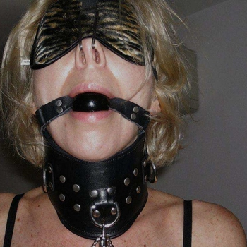 Ik wil misbruikt worden door een heel strenge man.